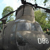 Huey at the War Remnants Museum. Where did they get all this U.S. equipment?