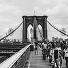 Brookly Bridge (New York City), July 2017
