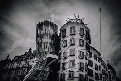 Dancing House, Prague, September 2015