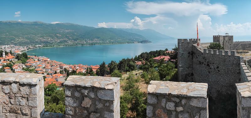 Lake Ohrid, Former Yugoslav Republic of Macedonia