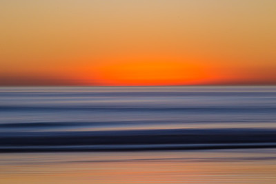 Sunset in Motion
