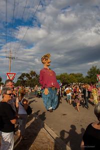 Nati Frinj Parade