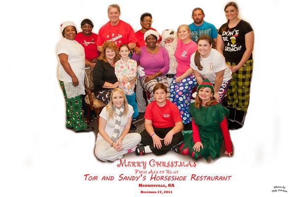Tom and Sandy's Crew