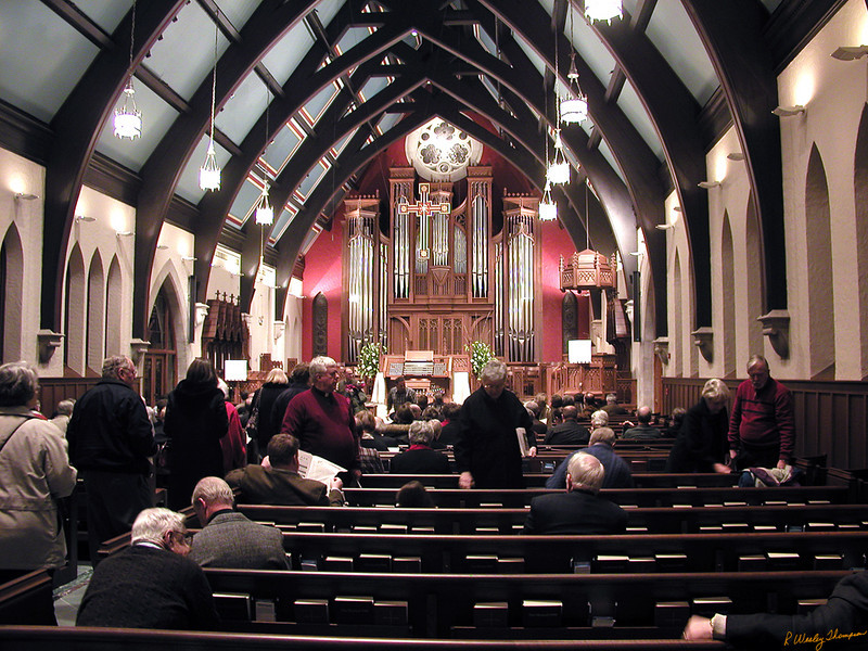 St. Paul's Episcopal Casavant Frères Opus 3856 Organ