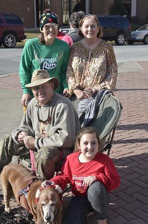 Robert Owings family