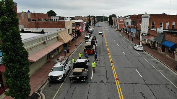 Commerce Street, Hawkinsville
