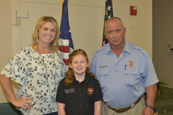 Sheriff Danny Brannen & Mattie Jo Lewis