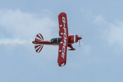 Pitts Special - S2-B aerobatic biplane designed by Cirtus Pitts, Owner: