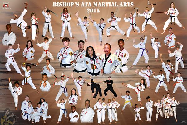Bishops ATA Martial Arts Poster