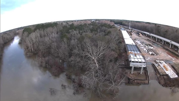 Drone footage by Mike Newman
