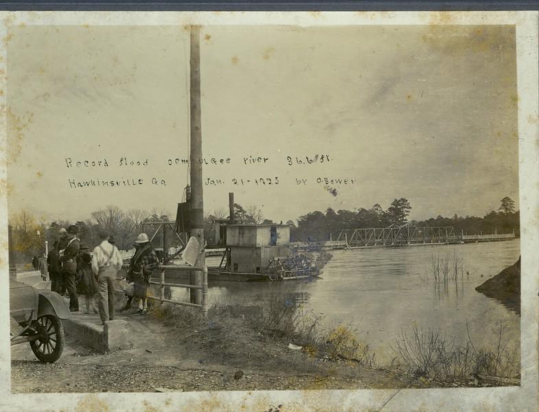 Jan 1925 Record Flood
