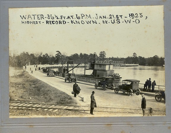 Flood Waters 1925