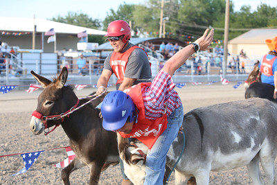 PHOTOS: FFA Donkey Races