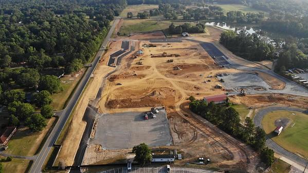 Pulaski County Schools New Building Site