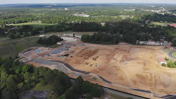 Video of Pulaski County Building Site