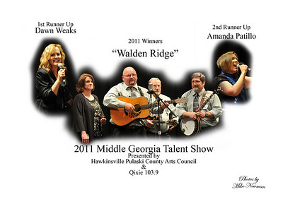 Middle Ga Talent Show Winners