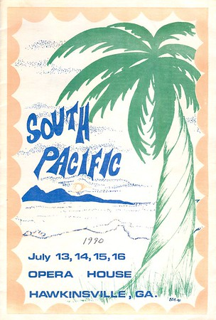 """South Pacific"" by Rodgers and Hammerstein presented at the Opera House"