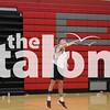 Eagles in Volleybrawl at Argyle High School   Argyle, TXFebruary 8, 2019. (Karina Navarro/ The Talon News)