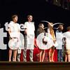 Students celebrate their 2017-18 school year accomplishments at the awards ceremony  Argyle High School in Argyle, Texas, on April, 14, 2013. (Jaclyn Harris  / The Talon News)