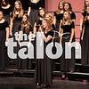 The Argyle Choir performed at the annual winter concert on 12-16-19 (Alex Daggett/The Talon News)