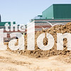 New buildingbuilding  at outside in Argyle , Texas, on April 24, 2018. (Katy M, Kiernyn Lund  / The Talon News)