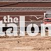 New buildingbuilding  at Eagle Stadium  in Argyle , Texas, on April 18, 2018. (Katy M  / The Talon News)