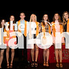 Students attend the end of year award ceremony on Monday, May Argyle in Argyle, Texas. (Annabel Thorpe / The Talon News)