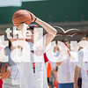 Shoot For The Stars Knockout game Friday, May 6 at Argyle High School in Argyle, TX. (Caleb Miles / The Talon News)