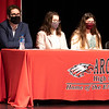 Argyle HS honors the 2021 National Honor Society inductees on May 8, 2021 at Argyle HS, Argyle TX.  (The Talon News   Stacy Short)