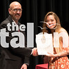 The National Honor Society inducted the new members for the 2019-2020 school year at Argyle High School on May 5, 2019 in Argyle, Texas.<br /> (Lauren Kraus/ The Talon News)
