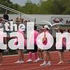 Eagles in Powder Puff Seniors vs. Juniors  at Argyle High School  Argyle, TXMay 1, 2019. (Karina Navarro/ The Talon News)
