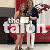 Seniors attend the annual scholarship banquet at Argyle High School in Argyle, Texas, on May 8, 2019. (Stacy Short/ The Talon News)