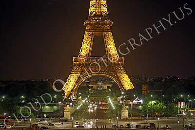 Eiffell Tower 00009 Eiffell Tower in Paris, France by Peter J Mancus