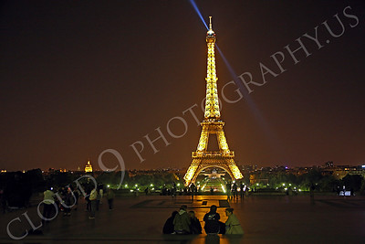 Eiffell Tower 00001 Eiffell Tower in Paris, France by Peter J Mancus