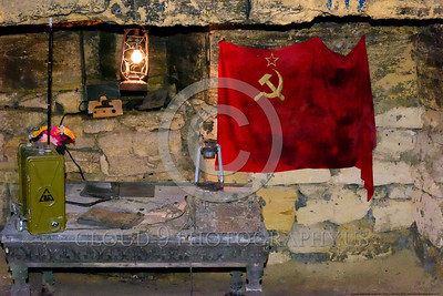 "Odessa Catacomb 0001 A picture of the real office of the primary civilian pro-Soviet World War II era partisan who fought Nazis during World War II at the ""Museum of Partisan Glory"", picture by Peter J  Mancus"