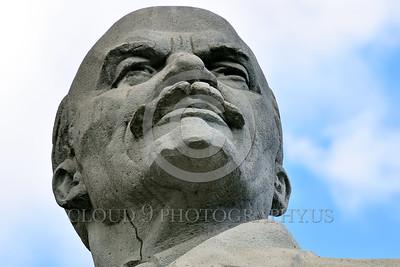 STY-VLenin 0018 A rare surviving Soviet era statute of revolutionary Russian Bolshevik leader and communist party co-founder dictatorial political-econimc theorist Vladimir Lenin, in Odessa, Ukraine 2015, picture by Peter J  Mancus