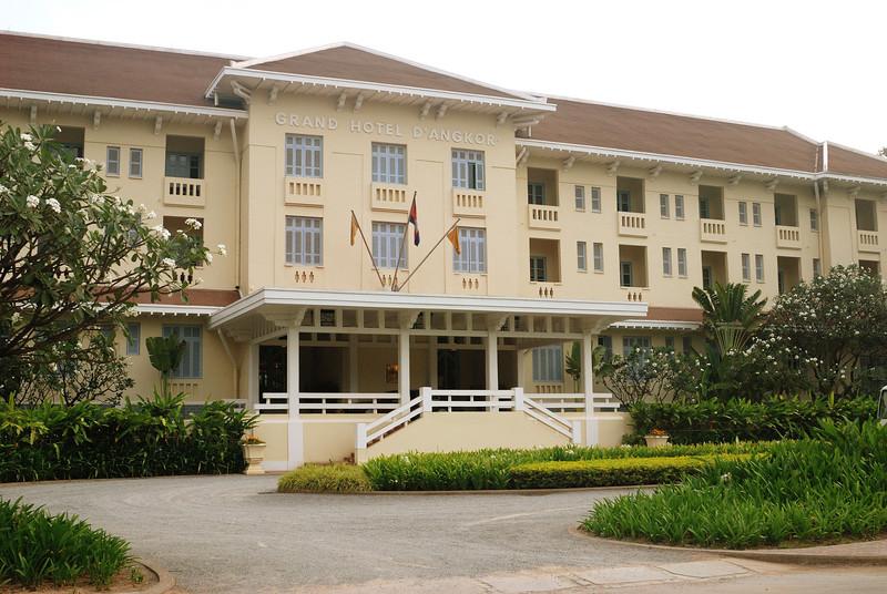 Hotel Grand dAngkor