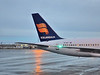 We are flying Icelandair to Sweden with a brief stop in Keflavik, Iceland