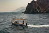 Fishing boat off the Musandam Peninsula