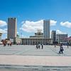 Grand Chinggis Khaan Square