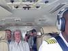 Flying to Lake Manyara