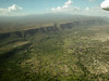 Escarpment of the Great Rift valley