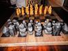 Gorilla Chess set