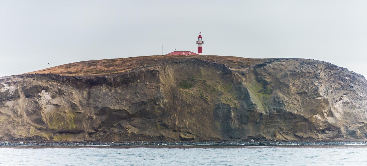 Magdalena island