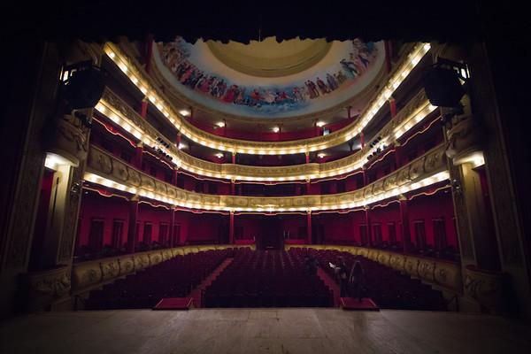 Teatro de Vera, Corrientes