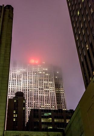 New York by night - October 2012