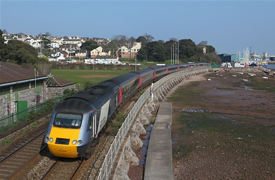 East Coast 43310 at Shaldon Bridge