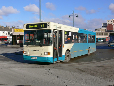 Arriva North East 287 Brentnall St Middlesbrough Feb 09
