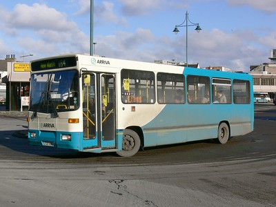 Arriva North East 1663 Brentnall St Middlesbrough 2 Feb 09
