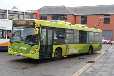 Arriva North East 4660 Carlisle Bus Station 2 Sep 18